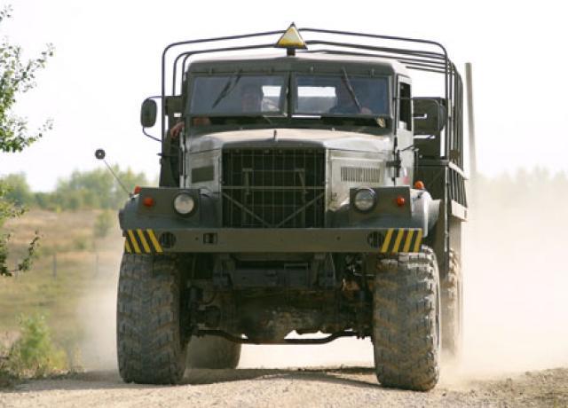 Řízení náklaďáku - certifikát