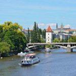Plavba lodí po Vltavě - dárkový poukaz na zážitek