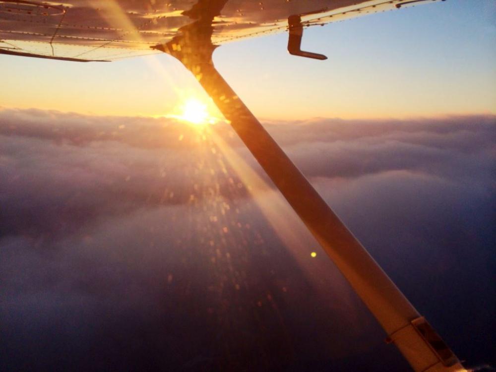 Romantický let - poukaz na zážitek