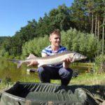 Kurz rybaření pro začátečníky - dárkový poukaz na zážitek