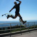 Sedmimílové skákací boty - dárkový poukaz na zážitek