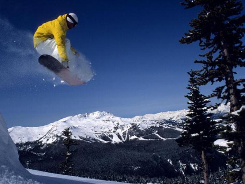 Snowboardová škola - dárkový poukaz