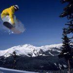 Snowboardová škola - dárkový poukaz na zážitek