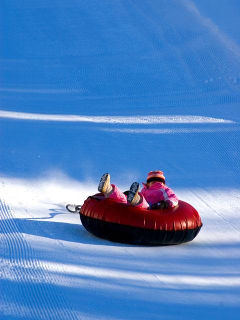 Snowtubing - certifikát