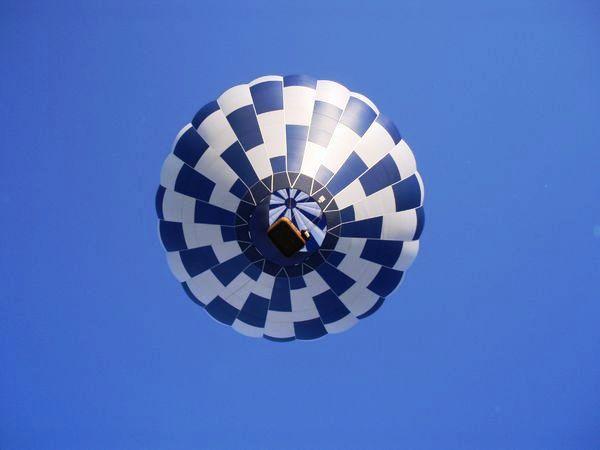 Soukromý let balónem - dárek