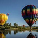 Soukromý let balónem - dárkový poukaz na zážitek