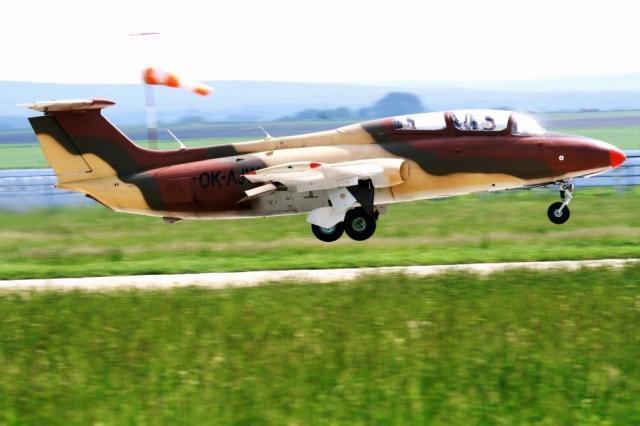 Exkluzivní let ve stíhačce L-29 - dárek