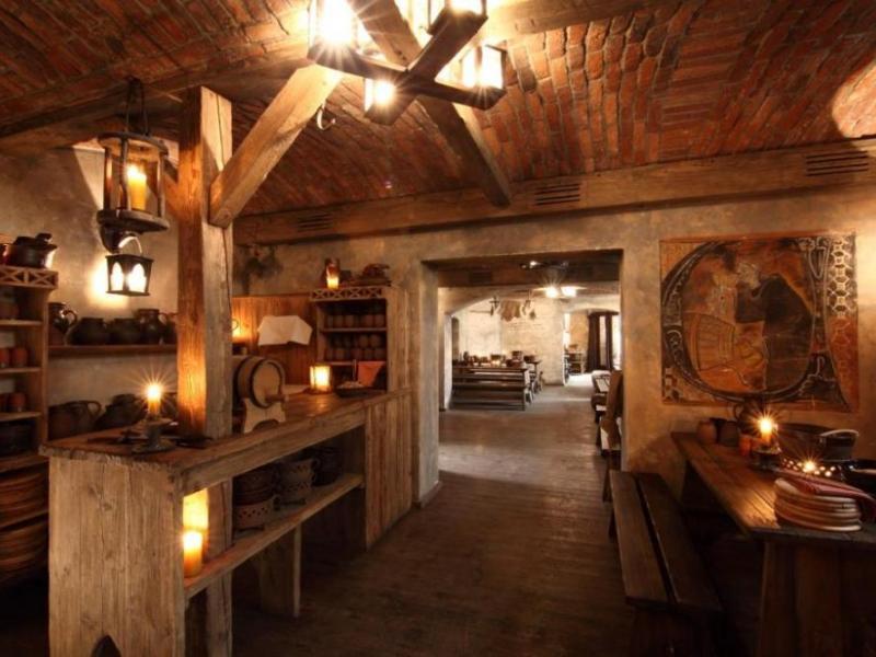 Středověká hostina - dárkový poukaz