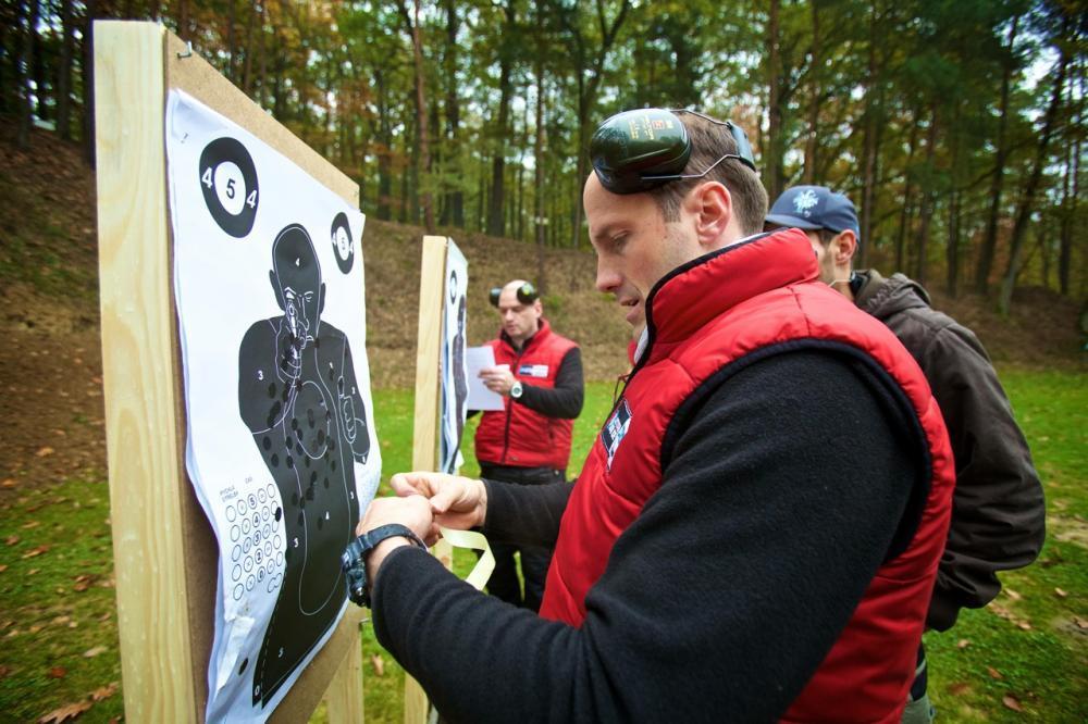 Střelba na venkovní střelnici - certifikát