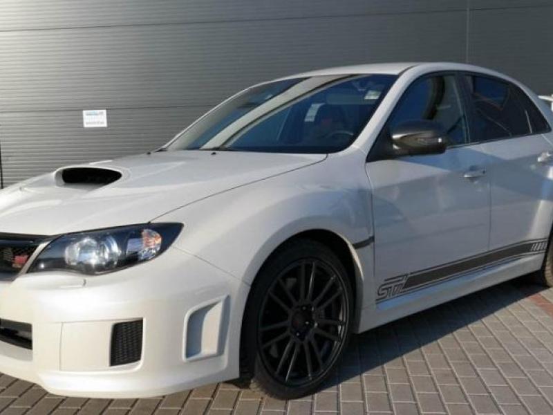 Subaru Impreza WRX STI - dárkový poukaz