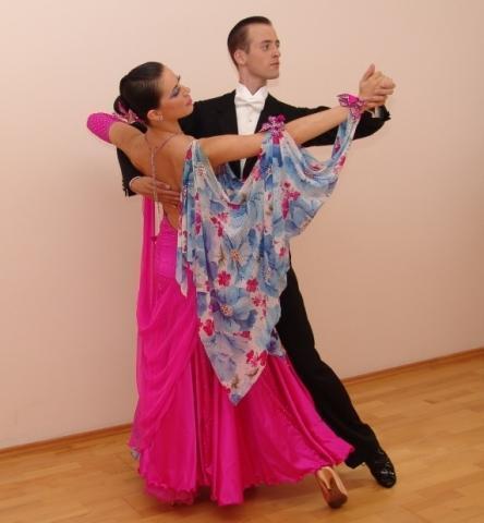 Taneční lekce s mistrem ČR - certifikát