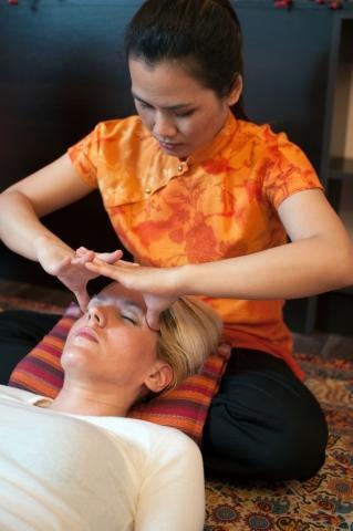 Tradiční thajská masáž THAI - poukaz na zážitek