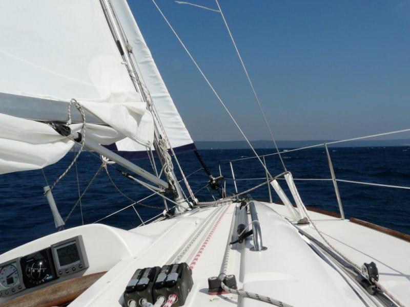 Víkend na plachetnici - dárkový poukaz