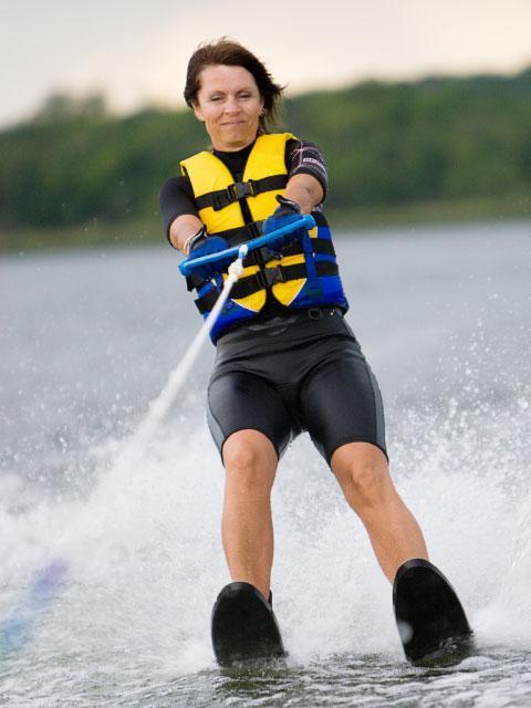 Vodní lyžování - certifikát