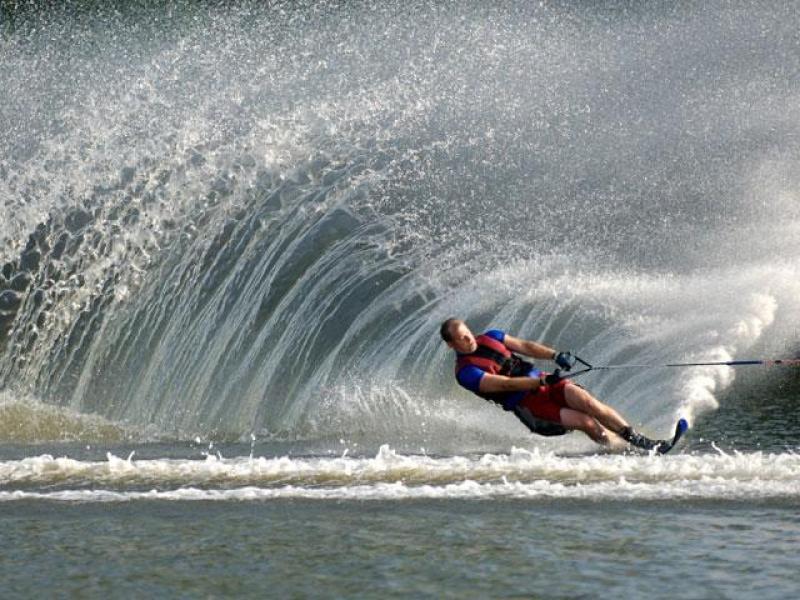 Vodní lyžování - dárkový poukaz