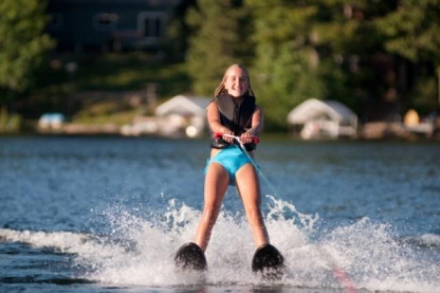 Vodní lyžování - dárek