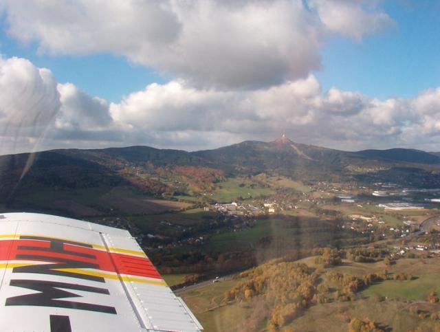 Vyhlídkový let letadlem po celé ČR - certifikát