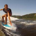 Wakesurfing - dárkový poukaz na zážitek