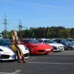 Závodní den se supersporty - dárkový poukaz na zážitek