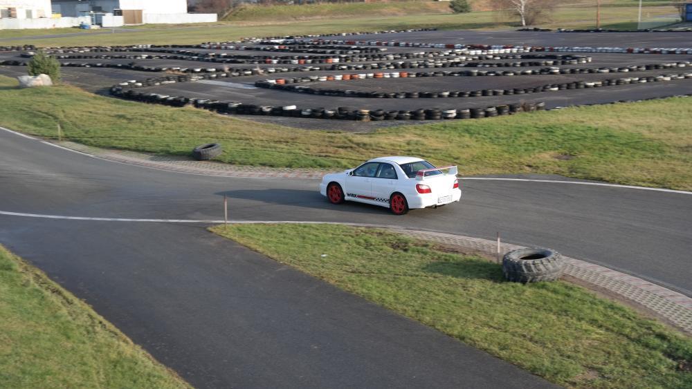Závodní den se supersporty - poukaz na zážitek