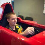 Závodní simulátor Formule 1 - dárkový poukaz na zážitek