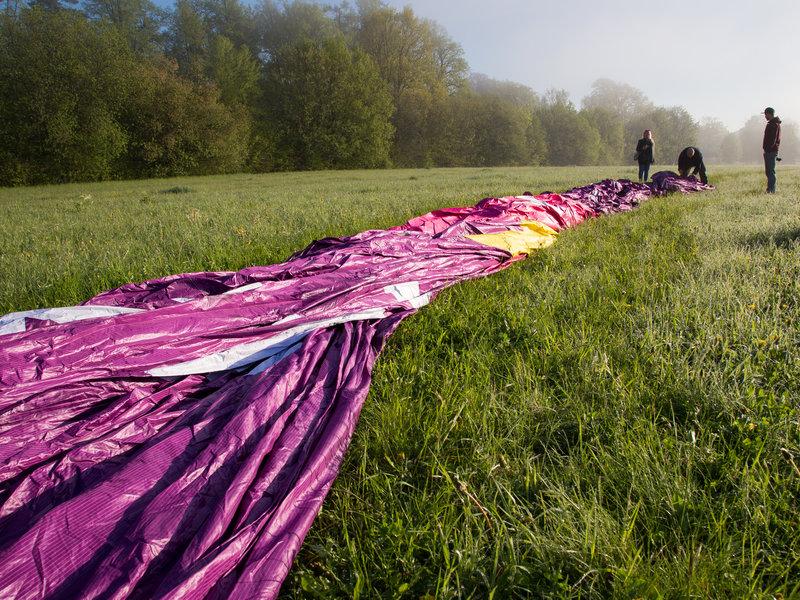 Pilotem balónu na zkoušku - dárek
