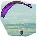 Tandemový paragliding - vyhlídkový let - poukaz, certifikát