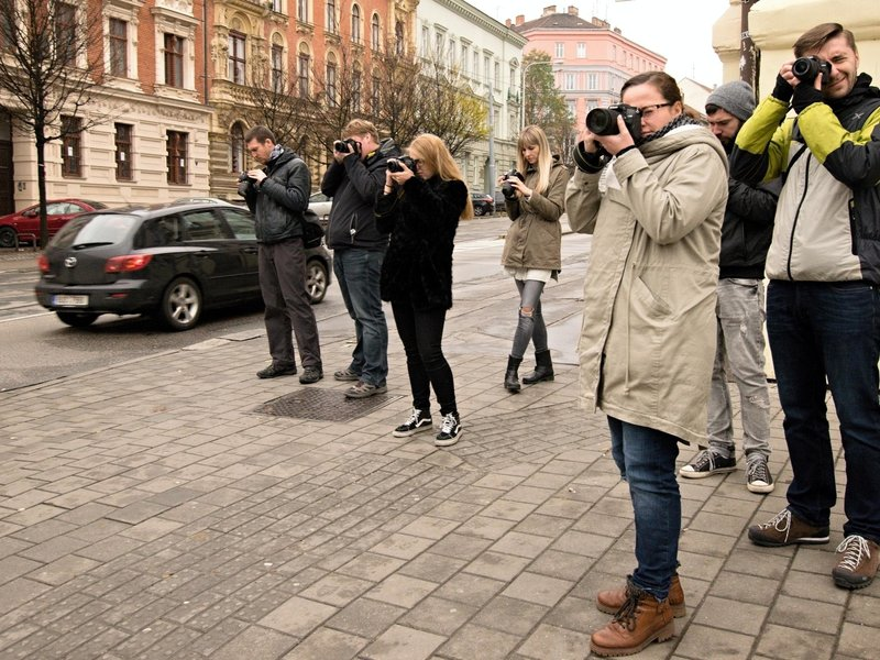 Základní fotografický kurz - dárek