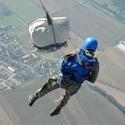 Základní parašutistický výcvik - poukaz, certifikát